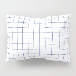 Graph paper Pillow Sham