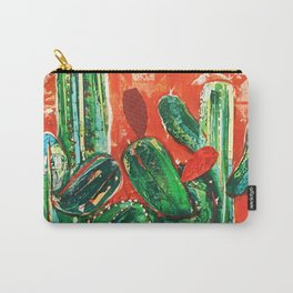 Prickle Carry-All Pouch