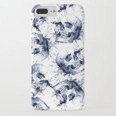 Skull Pattern Slim Case iPhone 7 Plus