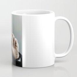 Sherlock and his deerstalker Coffee Mug