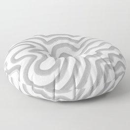 Watercolor strokes Floor Pillow