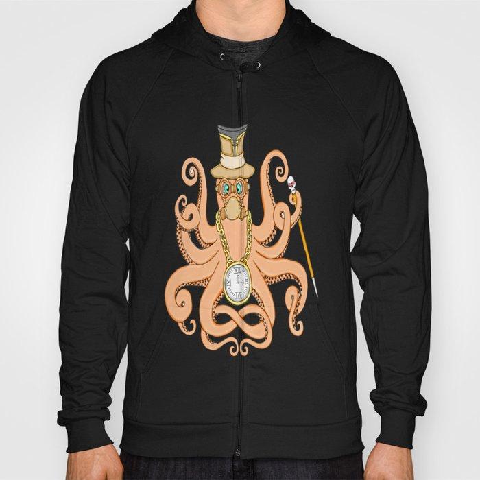 Steampunk Octopus Hoody