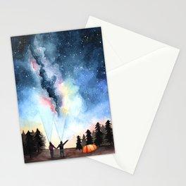 Galaxy Artwork Stationery Cards