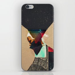 Beirut Sky iPhone Skin