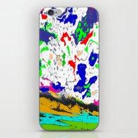 zodiac iPhone & iPod Skins featuring Zodiac by lookiz