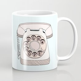 Phone Call Coffee Mug
