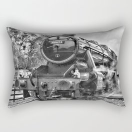 Stanier 48624 mono, landscape Rectangular Pillow
