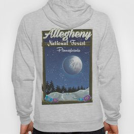 Allegheny National Forest Hoody