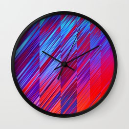 Perspective. Wall Clock