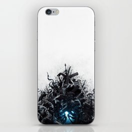 Last Judgement iPhone Skin
