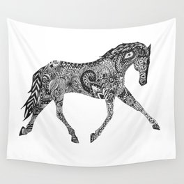Paisley Pace Wall Tapestry