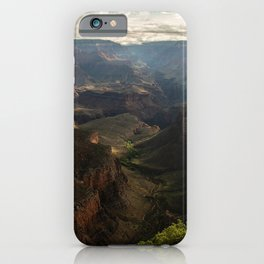 Grand Canyon Red Rocks Canyon Mountain Landscape USA Grand Canyon National Park iPhone Case