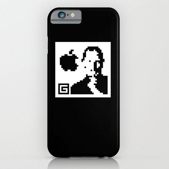 QR- Jobs iPhone & iPod Case