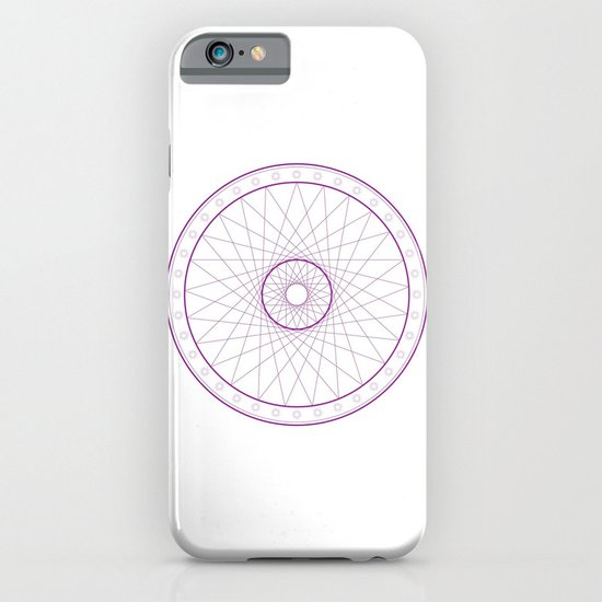 Anime Magic Circle 15 iPhone & iPod Case