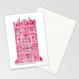Hawa Mahal – Pink Palace of Jaipur, India Stationery Cards