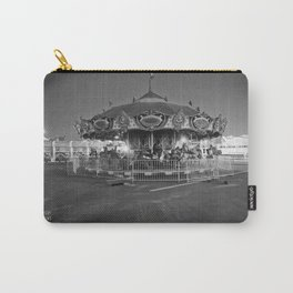 """""""Carousel"""" by Lindsay R. Wiggins Carry-All Pouch"""