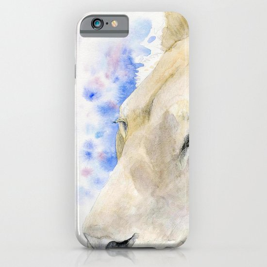 Lioness iPhone & iPod Case