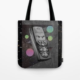 Keep in touch Tote Bag