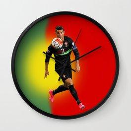 CR7 PORTUGAL Wall Clock