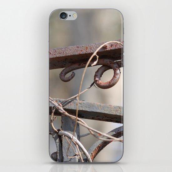 The Gate iPhone & iPod Skin