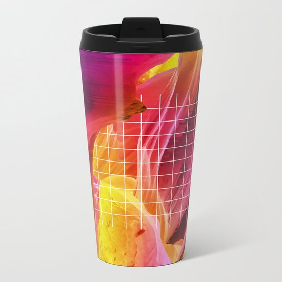 Residue of a Nameless Rage Metal Travel Mug