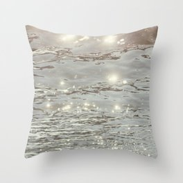 C'est La Vie II Throw Pillow