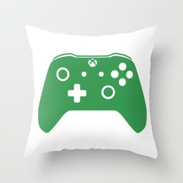Generation: Xbox Throw Pillow