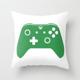Generation: Xbox Throw Pillow