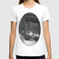 ducks T-shirts featuring Ducks by Rose Etiennette