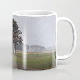Caspar David Friedrich - The Times of Day - The Midday Coffee Mug