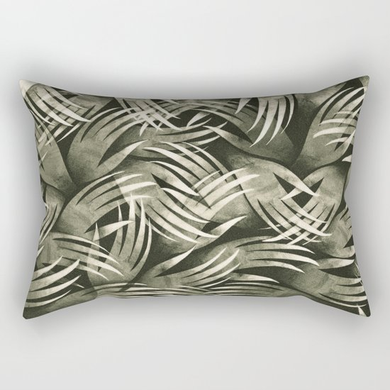 In The Icy Air of Night - Silver Screen Edition Rectangular Pillow