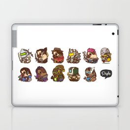 Pugliewatch Collection 2 Laptop & iPad Skin