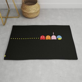 Ghost Disguise Rug