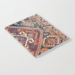 Qashqai Khorjin  Antique Fars Persian Bag Face Notebook