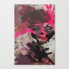 never let u go.. Canvas Print