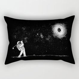 Black Hole in One Rectangular Pillow