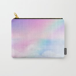 Pretty Rainbow Carry-All Pouch