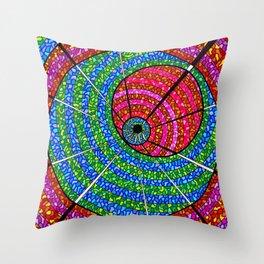 142 Throw Pillow