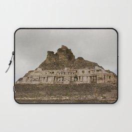 Xunantunich Carvings Laptop Sleeve