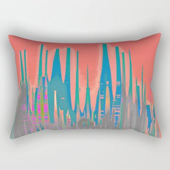 Gothic Avenue Rectangular Pillow