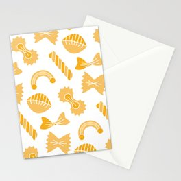 Pasta  Stationery Cards