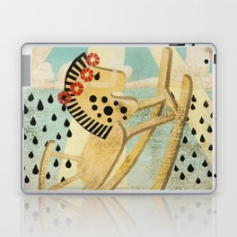 The Dance of the Rocking Horse Laptop & iPad Skin