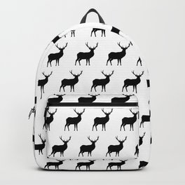 Deer Silhouettes Backpack