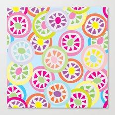 Mmmm Candy! Canvas Print