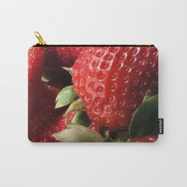 Just Strawberries Carry-All Pouch