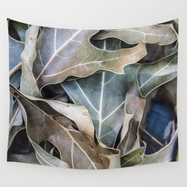 It Happens In Autumn Wall Tapestry