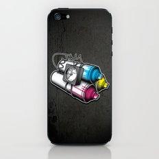 Graffiti Bombing iPhone & iPod Skin