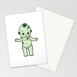 Frankenstein Kewpie Baby Stationery Cards