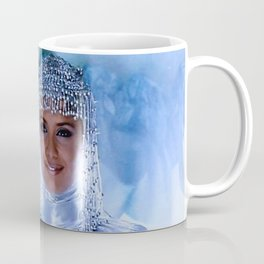 Alien Goddess Coffee Mug