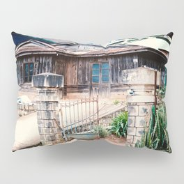 WOODEN HOUSE IN CAU DAT Pillow Sham